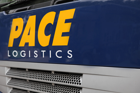 Pace Logistics Manchester - Dedicated Pallet Delivery Service